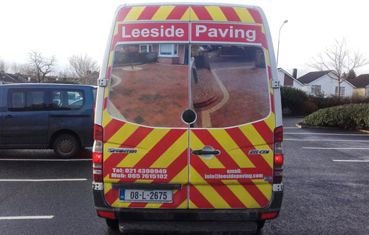 contact leeside paving cork