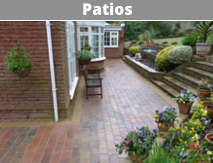 patios cork